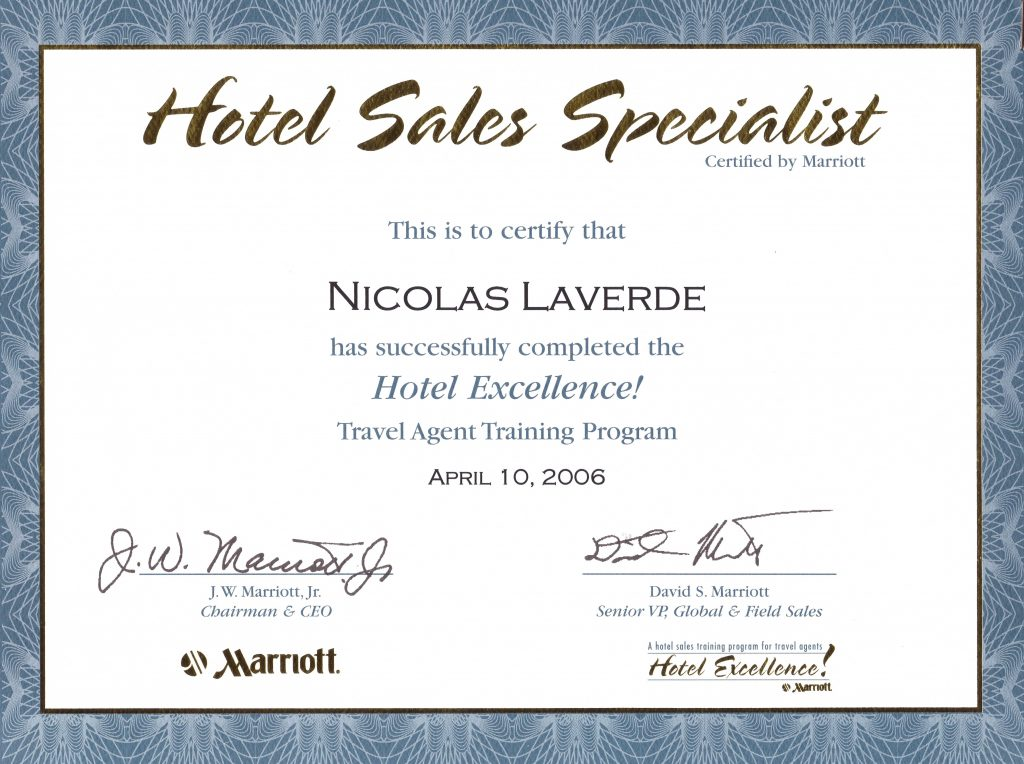 hotel-sales-specialist