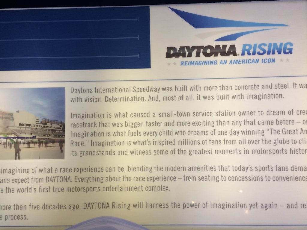 daytona rising reimaging an american icon
