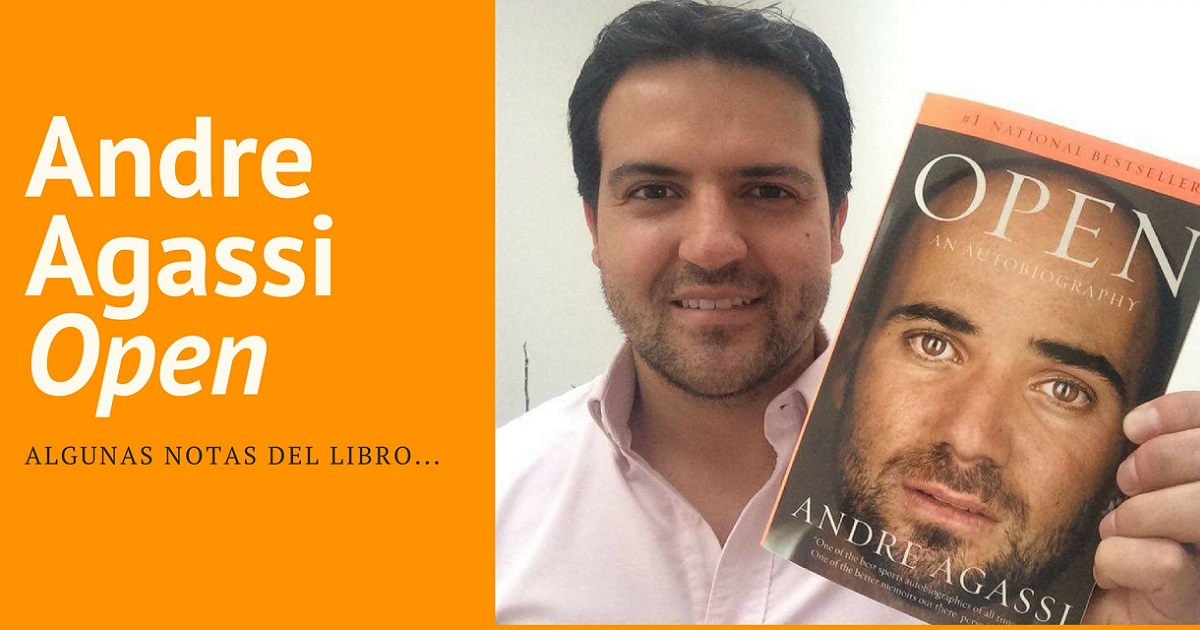 Notas Libro Open Tenista Andre Agassi